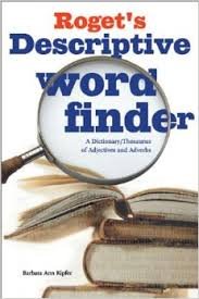 Rogets_Descriptive_Word_Finder
