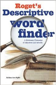 Rogets_Descriptive_Word_Finder
