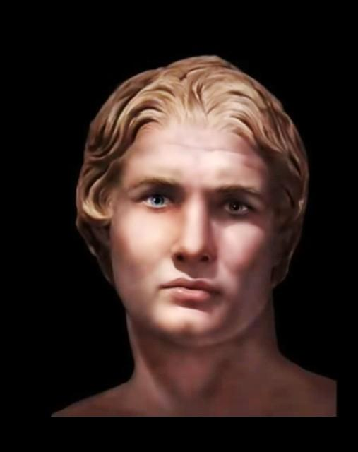 ANTICHRIST PAGE_Alexander the Great photoshop