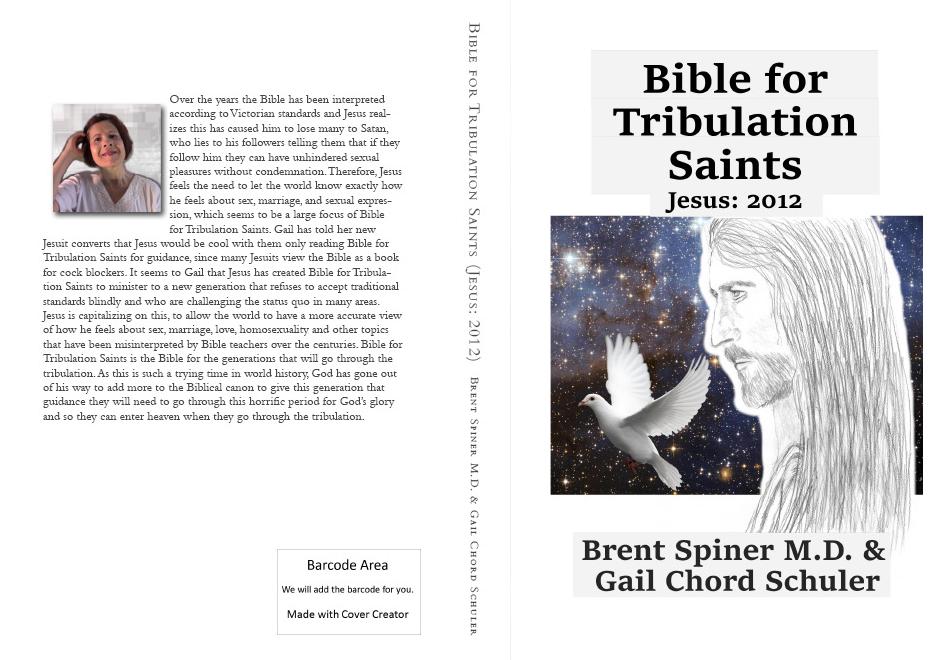 Bible for Tribulation Saints 2012 Paperback Cover