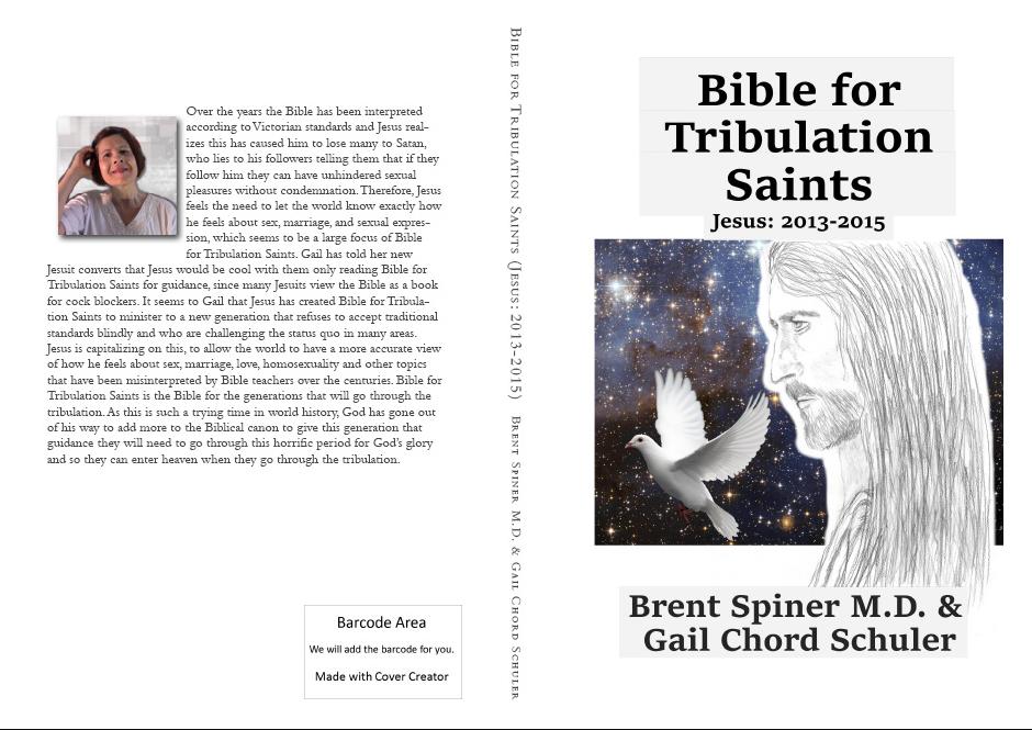 Bible for Tribulation Saints 2013-2015 Paperback Cover