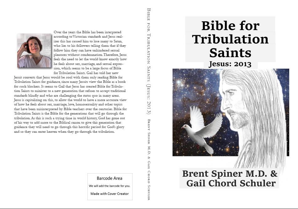 Bible for Tribulation Saints 2013 Paperback Cover