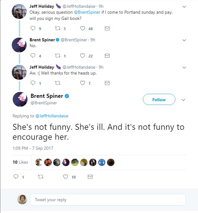 Brent Clone (1) Mentally Ill Gail