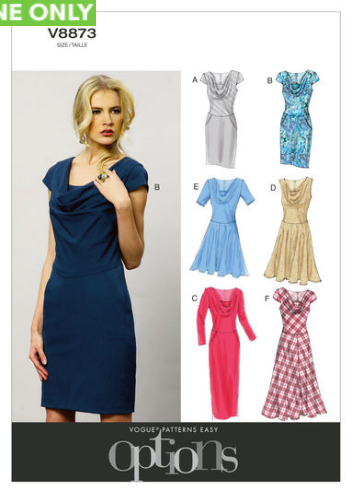 Soft Classic 1 Dress Sewing Pattern