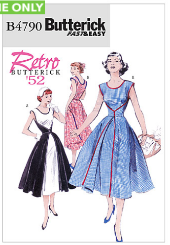 Soft Classic 10 Dress Sewing Pattern