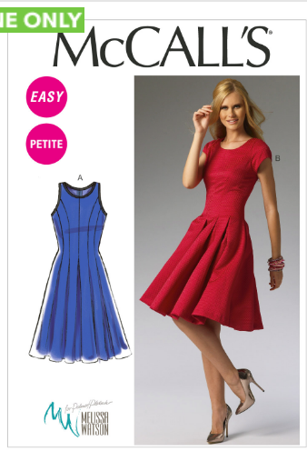 Soft Classic 12 Dress Sewing Pattern