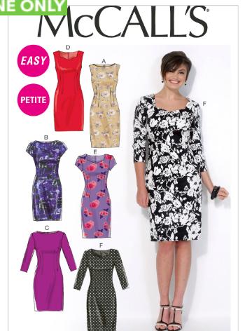 Soft Classic 13 Dress Sewing Pattern