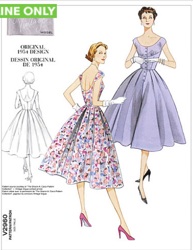 Soft Classic 16 Dress Sewing Pattern