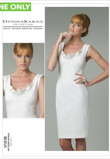 Soft Classic 17 Dress Sewing Pattern