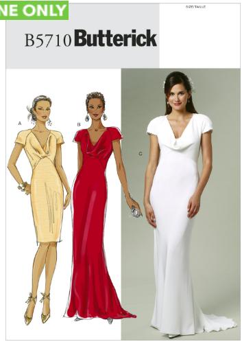 Soft Classic 19 Dress Sewing Pattern