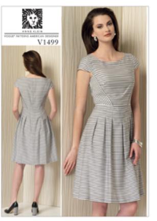 Soft Classic 2 Dress Sewing Pattern