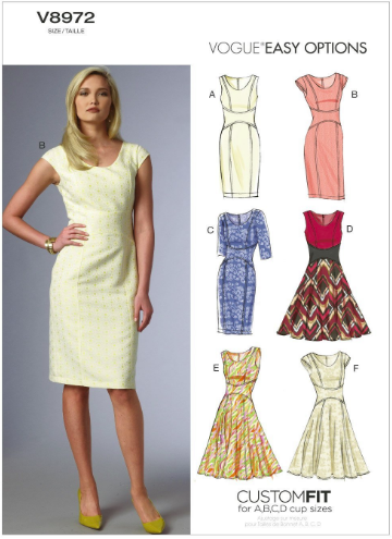 Soft Classic 20 Dress Sewing Pattern