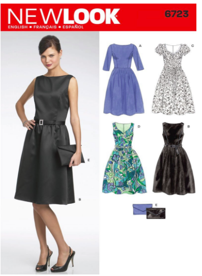 Soft Classic 28 Dress Sewing Pattern