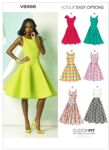 Soft Classic 29 Dress Sewing Pattern