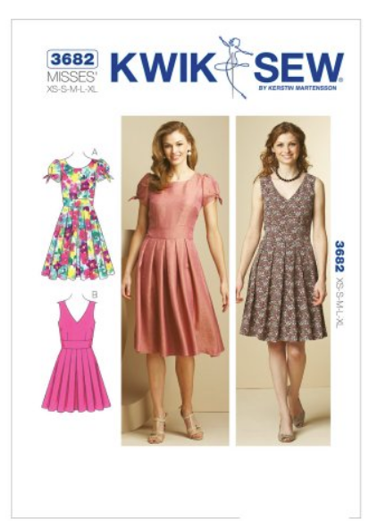 Soft Classic 3 Dress Sewing Pattern