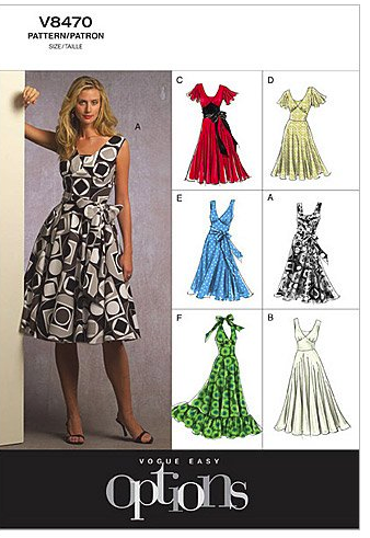 Soft Classic 30 Dress Sewing Pattern