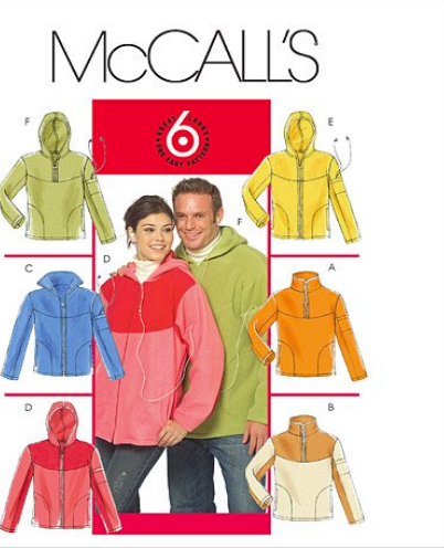 Soft Classic 31 Jacket Sewing Pattern