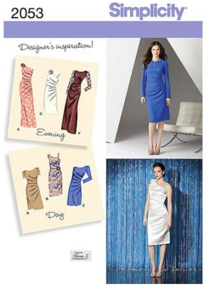 Soft Classic 5 Dress Sewing Pattern
