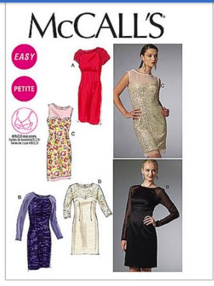 Soft Classic 6 Dress Sewing Pattern