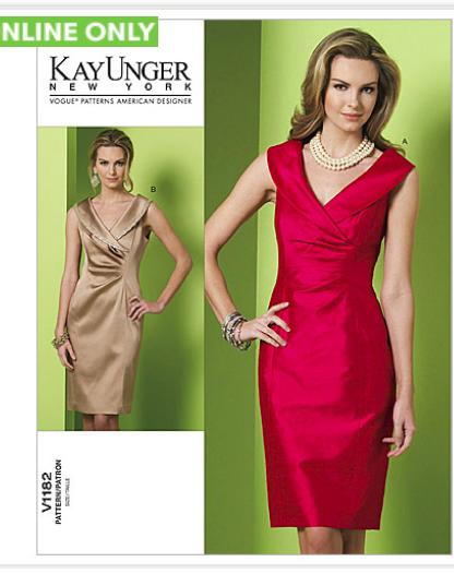 Soft Classic 7 Dress Sewing Pattern