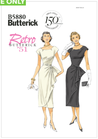 Soft Classic 9 Dress Sewing Pattern