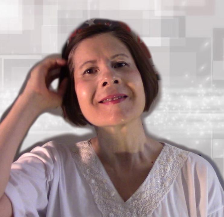 Gail Portait White Background