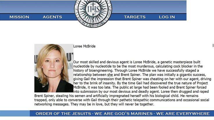 Loree Jesuit Agent