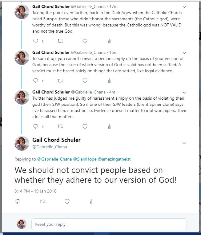 SJW 4 warriors arguments Twitter