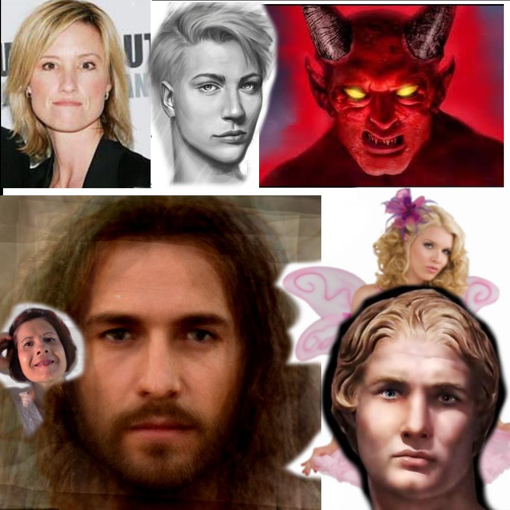 Jesus versus Satan