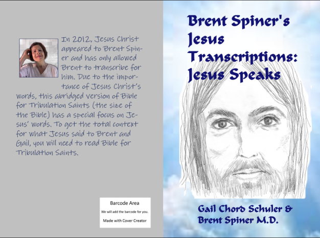Click on image to go to the page about this book. Every page of this website has audio links to JESUS SPEAKS chapters completed thus far.