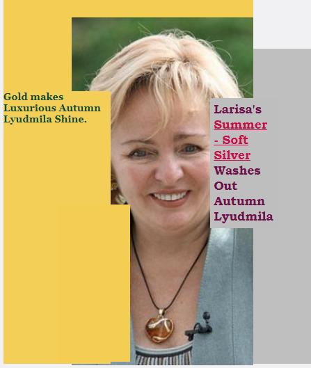 Lyudmila Putin (Jesuit clone)
