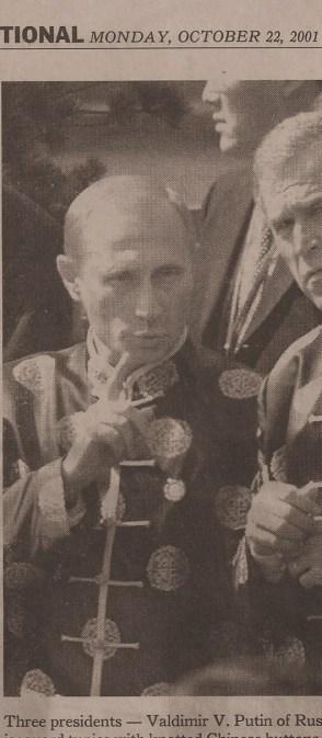 PutinChina