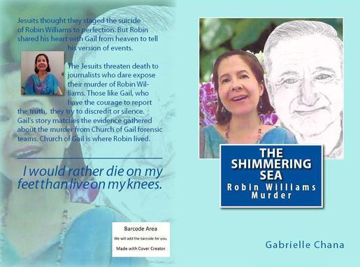 The Shimmering Sea: Robin Willams Murder