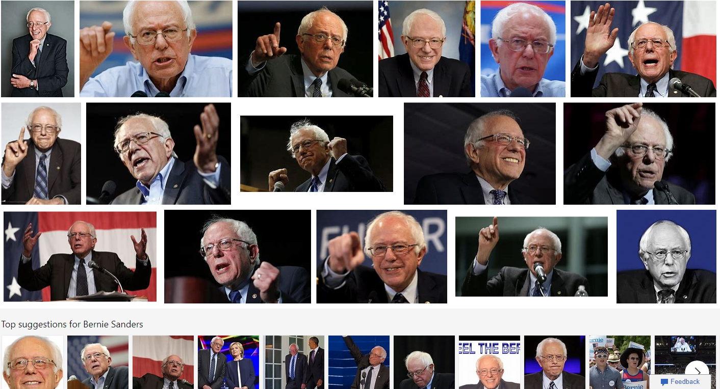 Bernie Sanders photos