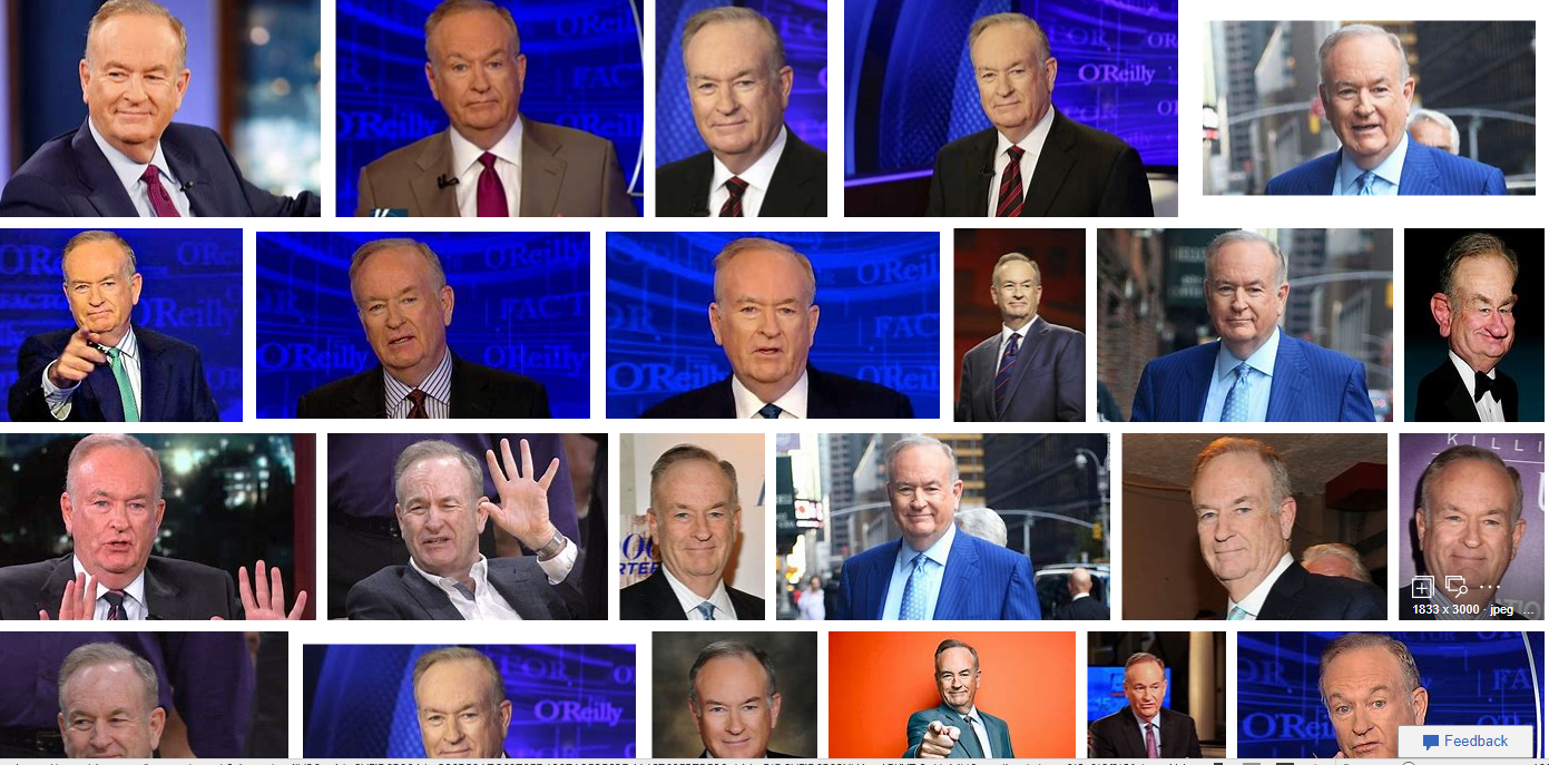 Bill O'Reilly photos