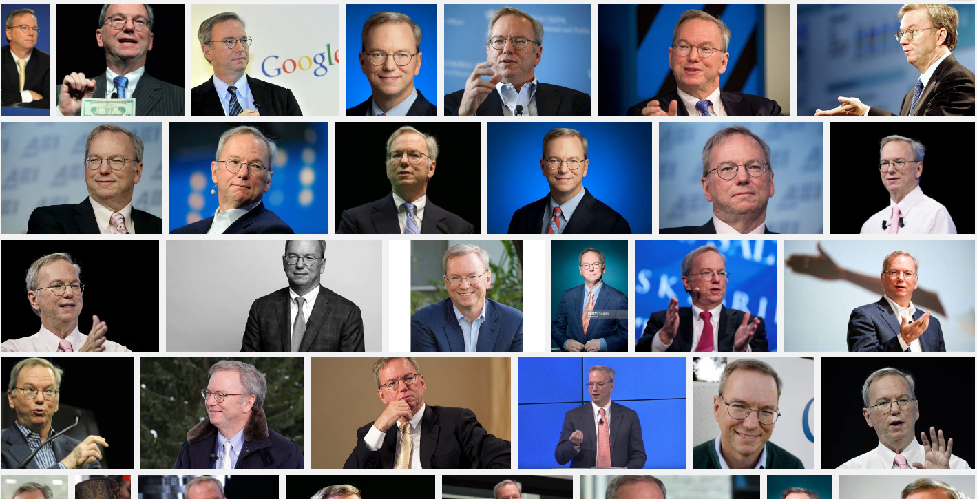 Eric Schmidt Google Executive