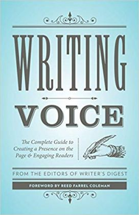 Writing Voice cover