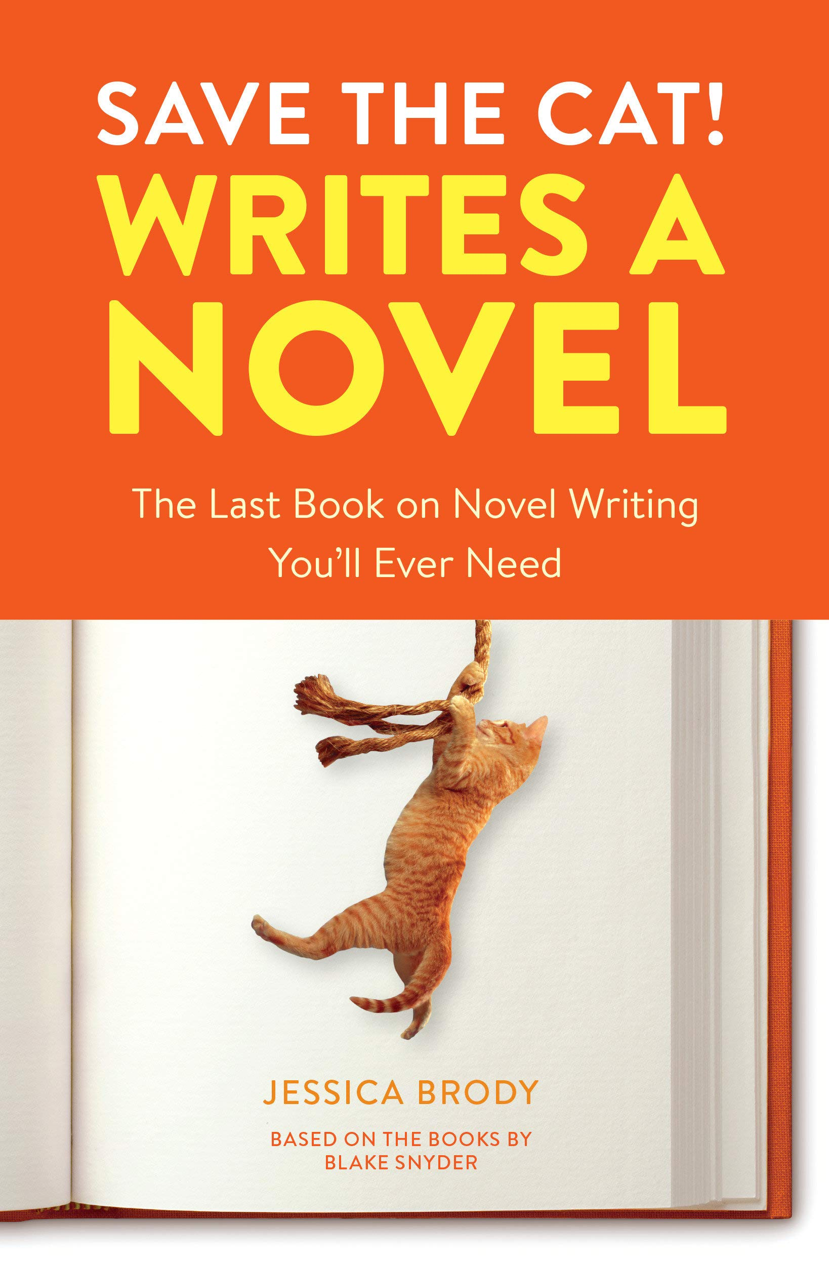 Save the Cat Writes A Novel