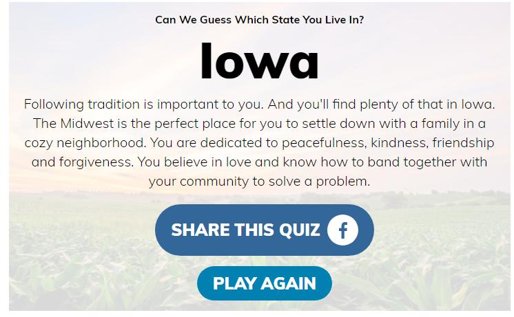 Iowa My State