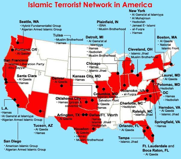 TERROR USA