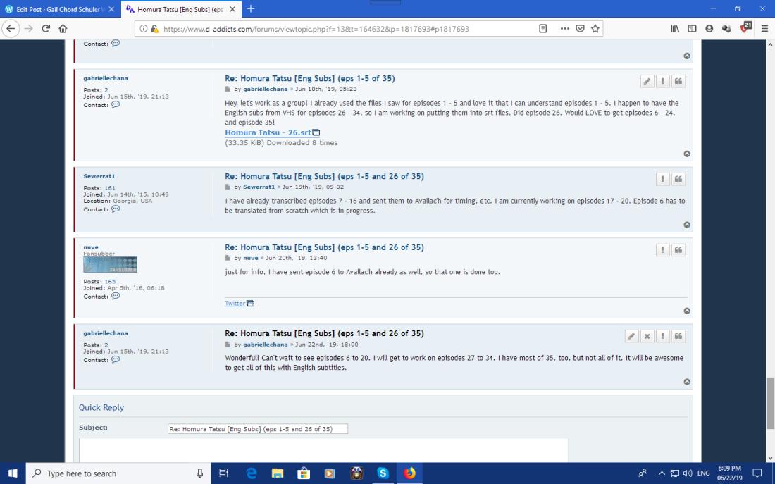 Asian Drama Wiki 06222019