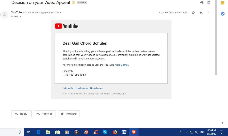 YouTube Protects Jesuit Rape5